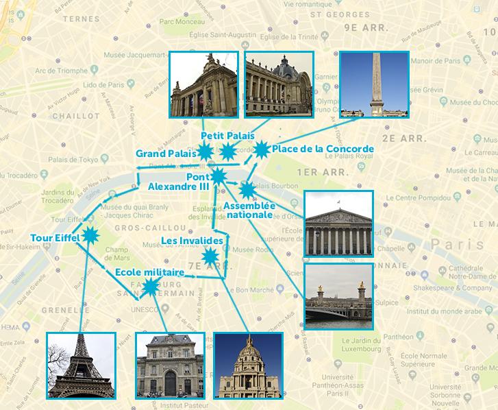 Capital sites