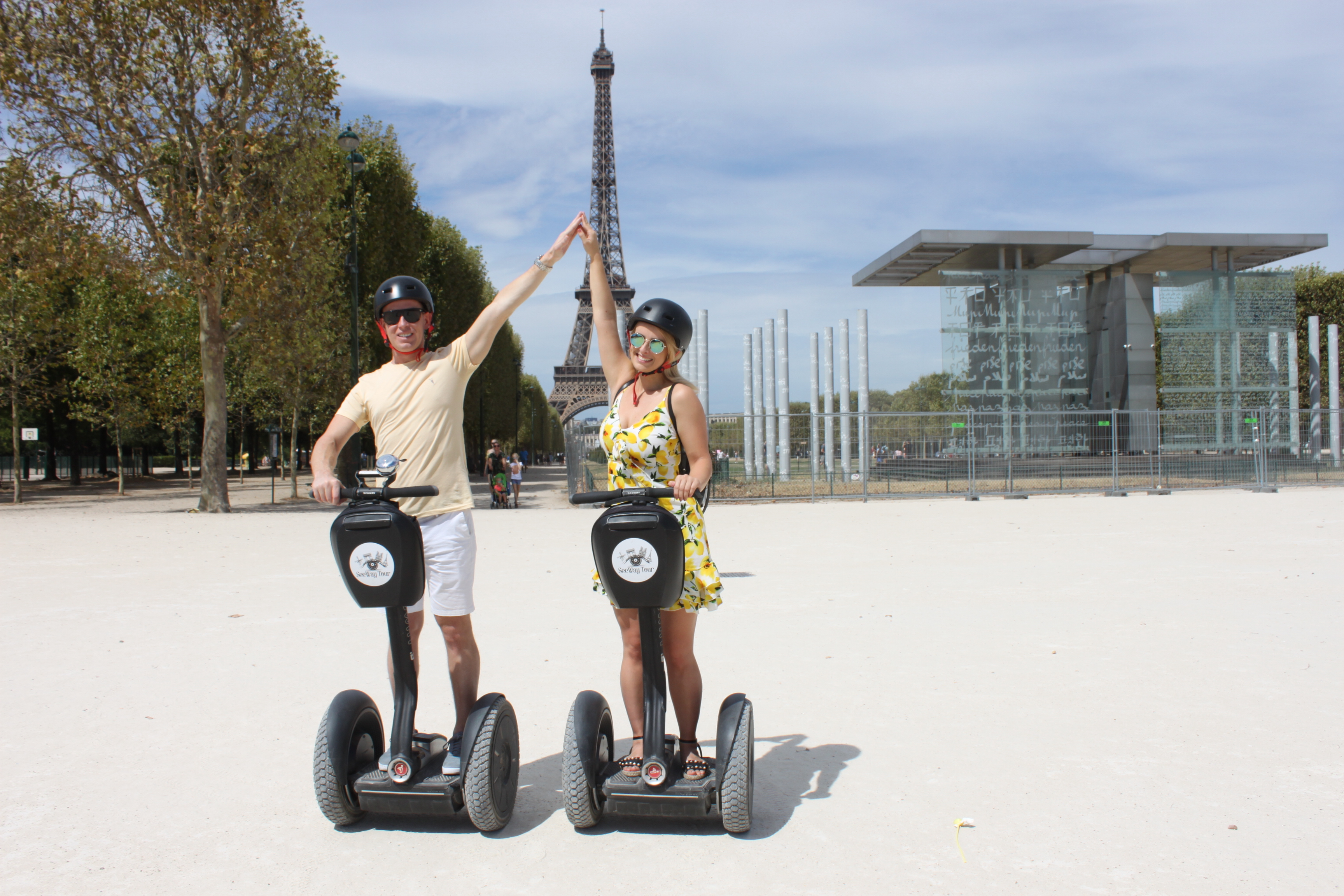Why choose a Paris Segway tour with us?